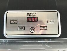 Magic Mill MFD6100 Food Dehydrator 6 SS Drying Racks Digital Time & Temp Control