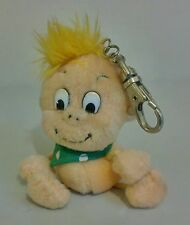 Windel Winni - Beanie Keyring with Yellow Hair