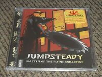 NEW Jumpsteady Master of the Flying Guillotine CD icp  insane clown posse myzery