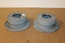VW LT 28 / LT28 pair of rear brake discs 2D0615601C New genuine VW part