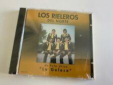 LOS RIELEROS DEL NORTE - LA GOLOSA NEW CD