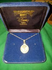Walt disney yours forever coin Jewelry 6.5 grams .999 pure silver