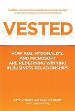 Vested: How P&G, McDonald's, and Microsoft are Redefining Winning in B-ExLibrary