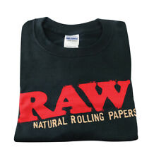 Raw T-Shirt - Black - Men's Large