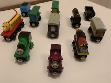Thomas & Friends Wooden Railway's 10 piece lot Odds and Ends USED - PLEASE READ