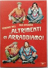 Dvd Altrimenti ci arrabbiamo con Terence Hill e Bud Spencer 1974 Nuovo
