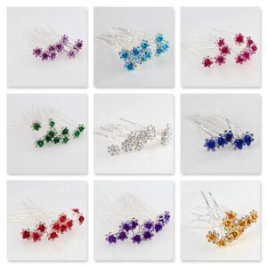 Hair Flowers,Bridal,Bridesmaid,Prom,Festival,Boho Cadbury Purple Rose Hair pins