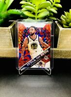 2019-20 Panini Mosaic STEPHEN CURRY WILL TO WIN Prizm #14 REACTIVE BLUE /99