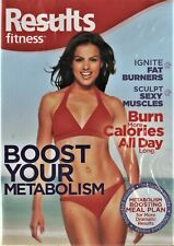 Results Fitness Dvd ~ Boost Your Metabolism New