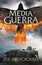 Media Guerra (Half a War) el Mar Quebrado by Joe Abercrombie (2016, Paperback)