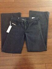 Women's DIESEL INDUSTRY Dark Wash Flare Jeans - Size W 26 L 32 - Brand New!