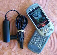 Rare Original Sony Ericsson S700i Mobile Phone Made in JAPAN (no w550 s700 7373)