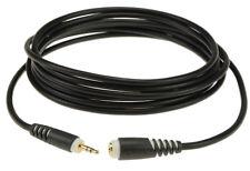 KLOTZ AS-EX10300 Kopfhörerverlängerung 3,5mm/3m