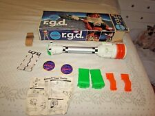 VINTAGE IDEAL STAR TEAM R.G.D. REMOTE GRIPPER DEVICE NIB RARE COMPLETE SPACE