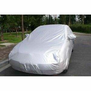 Car Cover Sun UV Protection Water-Repellent Lightweight Quick Easy Installation