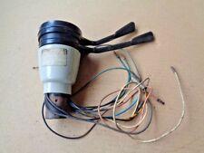 Fiat 500 Nuovo Bianchina Blinkerschalter Indicator Stalk Switch NEU orig 4142132