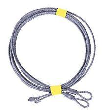 10-Pair of 7' for Garage Door Cable For Torsion Springs -7' Long Door (102