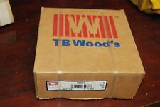 TB WOODS, 9SX2-1/8, SF FLANGE COUPLING, 9S218, NEW in Box