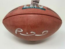 PATRICK MAHOMES Autographed Chiefs Official Super Bowl LIV Football FANATICS