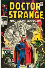 Doctor Strange #169 Facsimile Reprint Cover Only w/Orig Ads Key 1st Solo Title