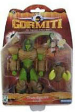 "GORMITI TRANSFORMING LORD LUCUS 4.75"" FIGURE"