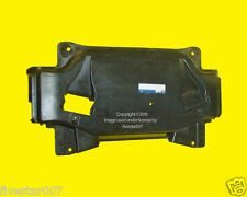 GENUINE  Under Engine Rear Panel Shield Oil Pan Lower Cover 4-Mercedes e300 e320