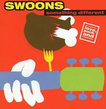 SWOONS - SOMETHING DIFFERENT CD (BEST OF) PUNK MIT FRAUENSTIMME / 28 SONGS