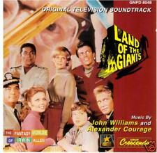 Land Of The Giants-1968-TV Series-Original-Soundtrack -CD
