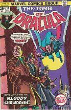 Tomb of Dracula #34. Fine+. 1975