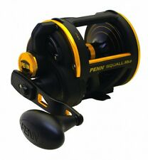 Penn Squall 60LDLH Left Handed Lever Drag Game Fishing Reel New