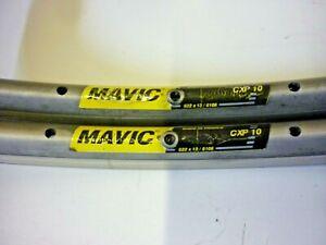 Arriere gauche NDS 301mm NEUF Rayon Mavic Ksyrium SSC SL 2001 noir M40679