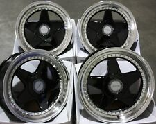 "ALLOY WHEELS X 4 17"" B DR-F5 FITS FORD B MAX ESCORT FOCUS PUMA SIERRA KA 4X108"