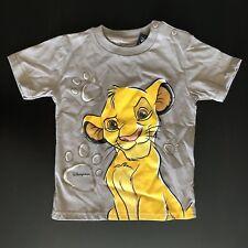 T-shirt bébé Simba 36M Disneyland Paris