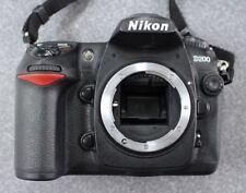 NIKON D200 10.2 MP DX FORMAT DIGITAL SLR CAMERA BODY ONLY