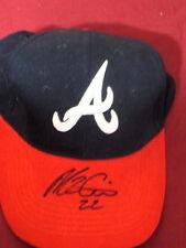 Marcus Giles Atlanta Braves Autograph Cap with COA