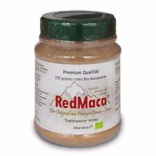 RED MACA® PULVER 750 gr - DOSE @ EU BIO SIEGEL - INKANATURA™ aus PERU rote Maca