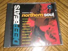NORTHERN SOUL / ESSENTIAL DANCE FLOOR CLASSICS  VOL. 1 ~ UK Deepbeats CD ~ NEW