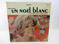 LP Record - Mathe Altery Andre Claveau Un Noel Blanc Monitor MFS-443