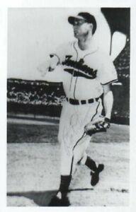 Bob Lemon Autographed Photo Cleveland Indians Baseball Hall of Famer D.00