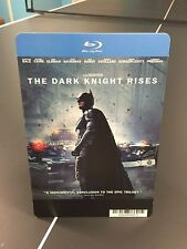 "Movie Backer Card ""The Dark Knight Rises"" (Not the Movie) *Mini Poster*"