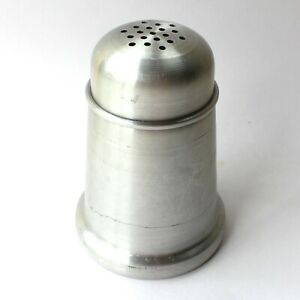 Vintage Aluminium Flour Sifter / Sugar Shaker Baking Retro Kitchenalia 1950s
