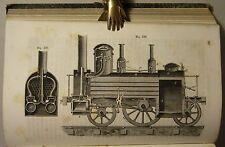 MÜLLER / POUILLET: LEHRBUCH DER PHYSIK UND METEOROLOGIE, 2 Vol., 1844 / 1845