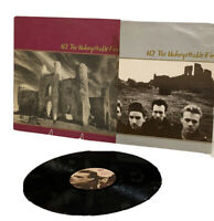 "U2 ""THE UNFORGETTABLE FIRE"" VINYL LP RECORDS 1984 Island RecordsListed for chari"