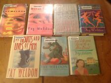 Lot of Faye Weldon-Splitting/Worst Fears/Big Girls Don't Cry/Hard Time to Be a F