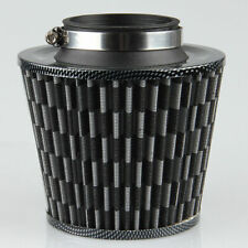 Universal 7.5cm / 3 inch Inlet Auto Cold Air Intake Air Filter Round Cone Filter