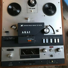 Vintage Akai X-360D Reel to Reel Tape Recorder, Excellent Condition