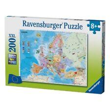Ravensburger European Map Puzzle 200pc