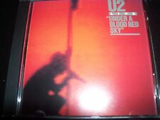 U2 Under A Blood Red Sky (Early USA Warner 790127-2) CD – Like New