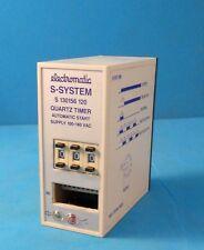 ELECTROMATIC S-SYSTEM S130156-120 QUARTZ TIMER AUTO. START 100-140 VAC