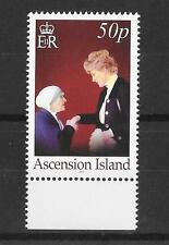 Ascension 2007 10thDeath Anniv of Princess Diana SG975  MNH
